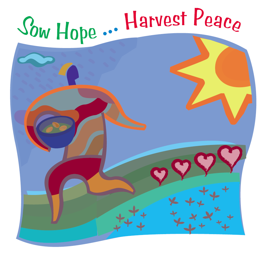 the harvest of justice is sown in peace essay Catholic strategic peacebuilding: the unique role of the laity by education for peace and justice 1985 st louis, mo 4144 lindell blvd #400, st louis 63108: institute for peace and justice the harvest of justice is sown in peace.